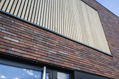 Thermowood Ayous verticale latjes